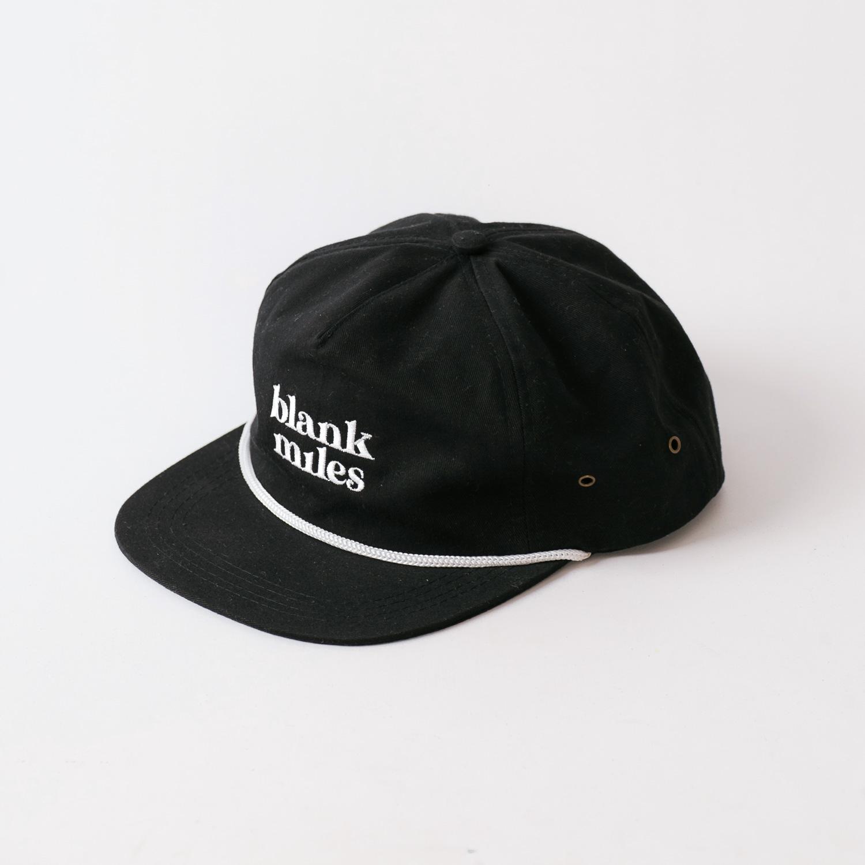 OPMOD LBC Limited Edition Logo Ball Cap - Black Baseball